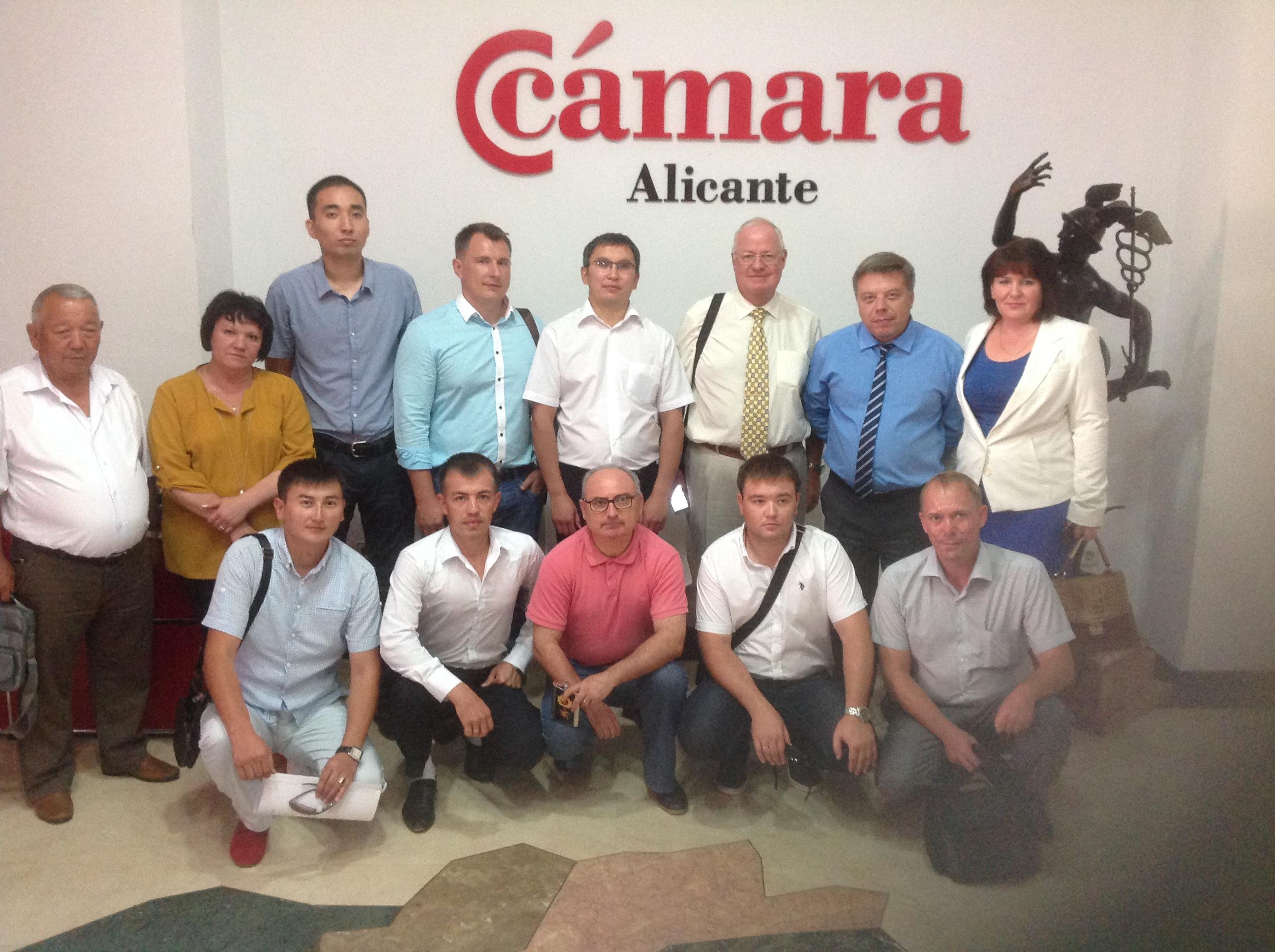 Семинар «Устройство цементобетонных покрытий автомобильных дорог»в г. Аликанте,Испания с 19 по 24  июля 2015 г