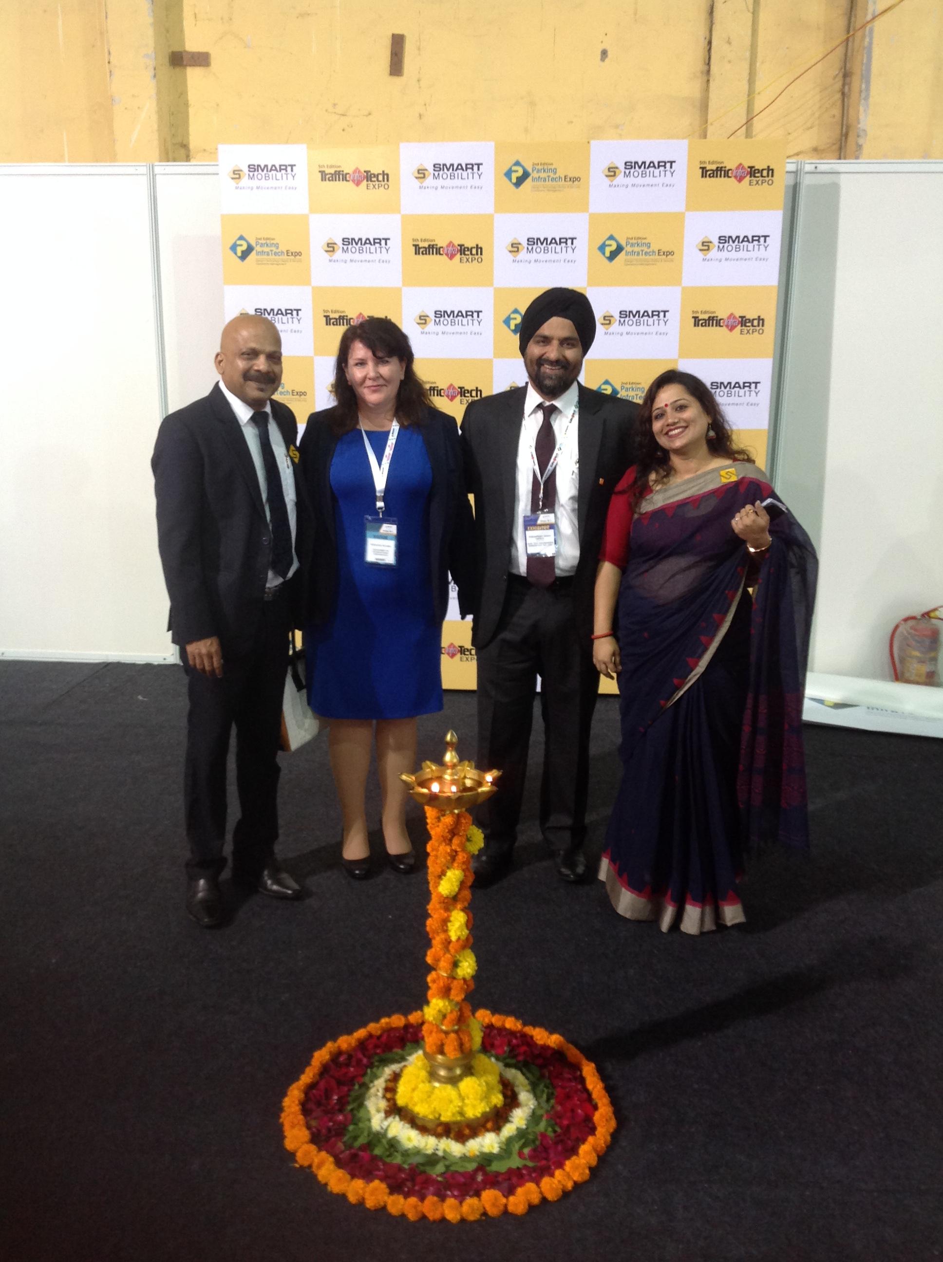 TrafficInfraTech 2016 – 5-я международная выставка дорожного строительства и управления инфраструктурой, Мумбай , Индия с 30 августа по 04 сентября 2016г.