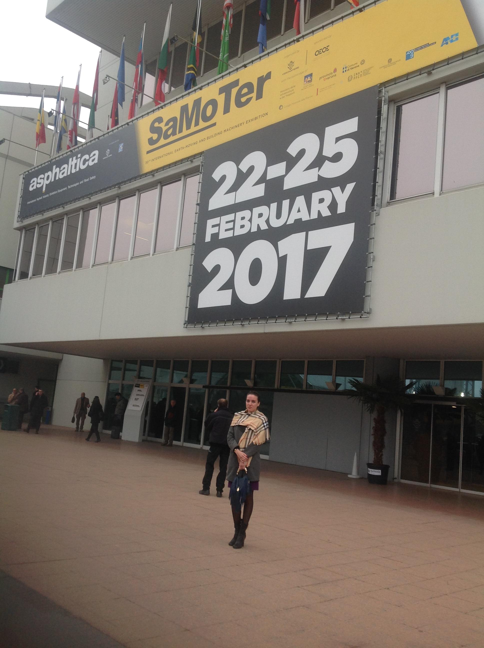 ASPHALTICA 2017-международная выставка оборудования и технологий производства и укладки асфальта