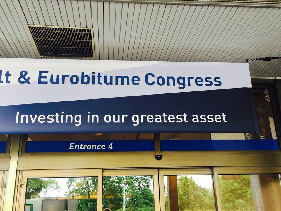 EQE2016-европейский конгресс и выставка Евроасфальт и Евробитум