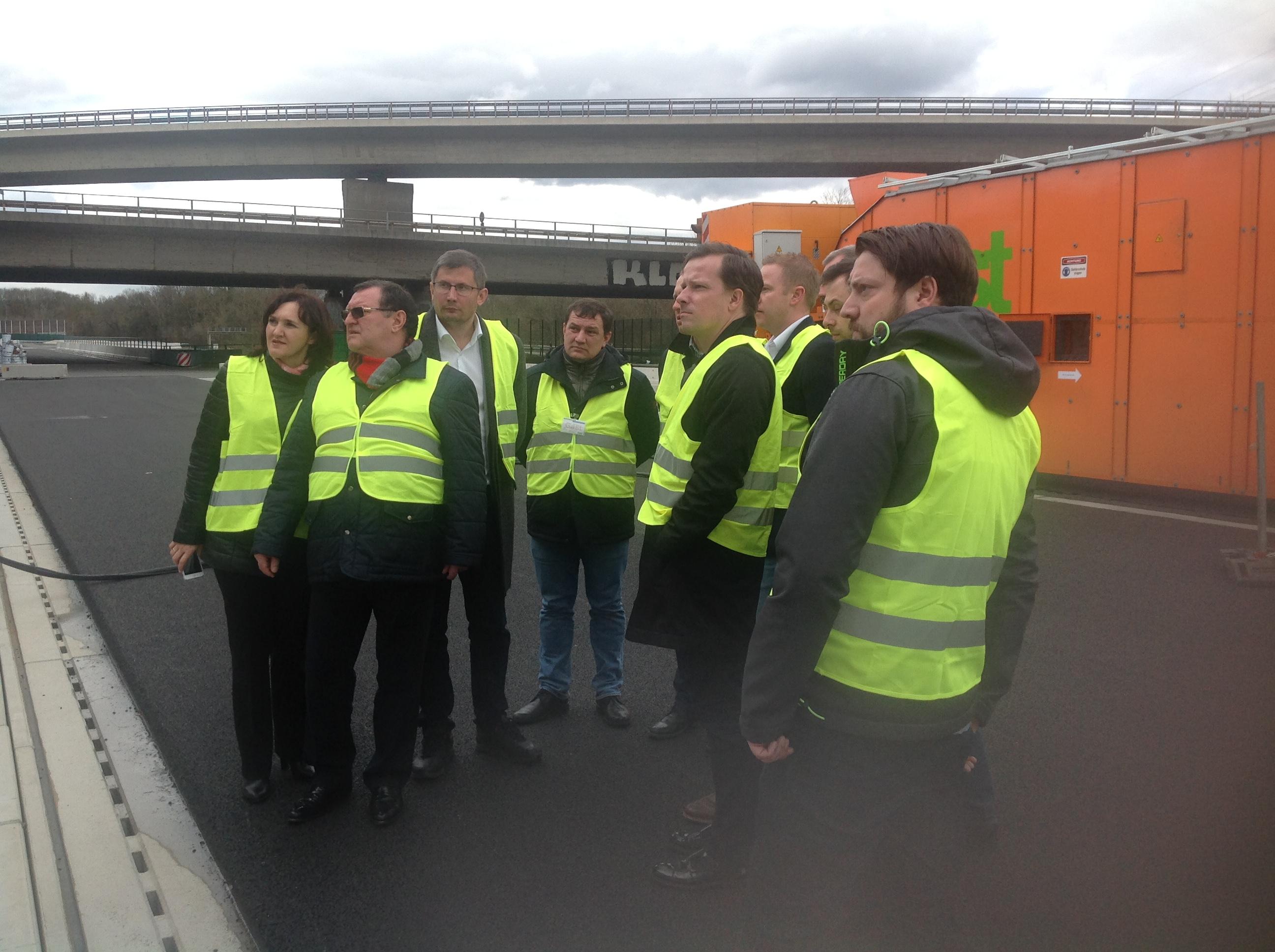 Инновационные технологии в проектировании, ремонте и содержании дорожных покрытий на примере Германии.