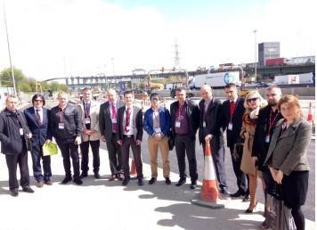 Семинар «Организация работы дорожно-транспортного комплекса Великобритании»