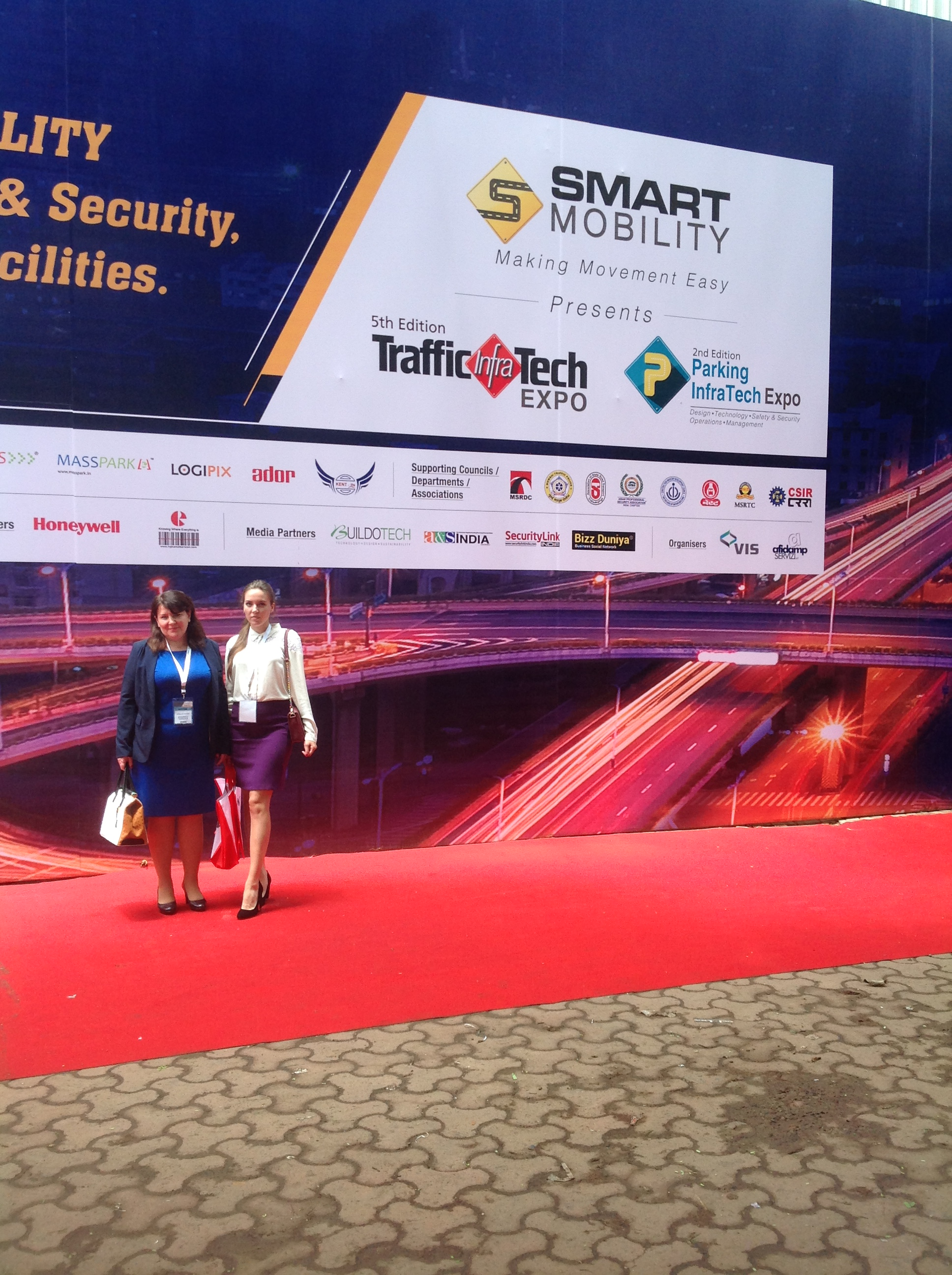 TrafficInfraTech 2016
